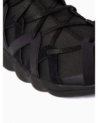 Y-3 - Black Kyujo High Sneakers for Men - Lyst