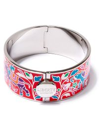Liberty | Multicolor Imran Enamel Thick Cuff | Lyst
