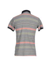 Henri Lloyd - Gray Polo Shirt for Men - Lyst