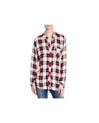 Rails - Red Hunter Plaid Shirt - Lyst