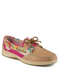 Sperry Top-Sider - Brown Bluefish Liberty 2-Eye Boat Shoes - Lyst