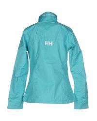 Helly Hansen - Blue Jacket - Lyst