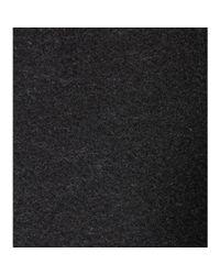 Rag & Bone Black Double-faced Wool Cape