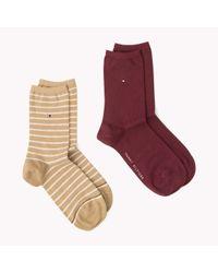 Tommy Hilfiger Blue 2-pack Socks
