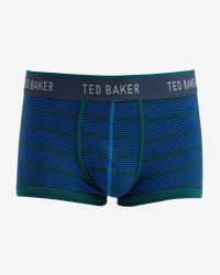 Ted Baker | Blue Striped Boxer Shorts for Men | Lyst