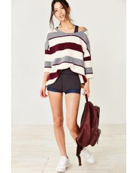 VPL | Blue Banded Boy Short | Lyst