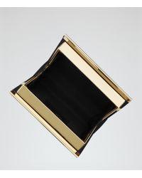 Reiss | Black Callisto Fringed Box Bag | Lyst