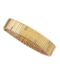Roberto Coin - Metallic Roi Soleil Gold Bracelet - Lyst