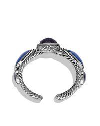 David Yurman | Metallic Mosaic Ultramarine Cuff | Lyst
