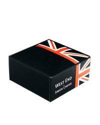 Vans Black Plaited Leather Wing Bracelet Exclusive To Asos
