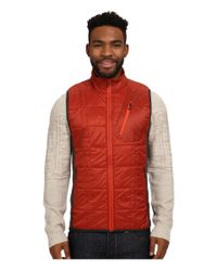 Smartwool | Red Corbet 120 Vest for Men | Lyst
