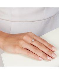 Astley Clarke | Metallic Little Heart Gold Diamond Ring | Lyst
