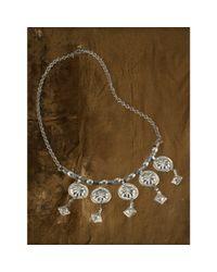 Denim & Supply Ralph Lauren - Metallic Multi-Drop Pendant Necklace for Men - Lyst