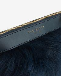 Ted Baker Blue Taela Across Body Bag