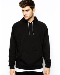 ASOS - Black Extreme Oversized Hoodie for Men - Lyst