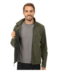 Patagonia | Green Oakes Jacket for Men | Lyst