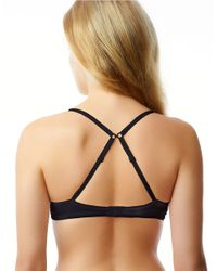 Splendid | Black Essential T Shirt Bra | Lyst