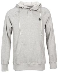 Volcom | Gray Pulli Hoodie for Men | Lyst