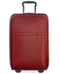 "Tumi | Purple Series 1 20"" International Carry-on Rolling Suitcase for Men 