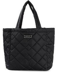 Marc By Marc Jacobs | Black 'crosby' Quilted Tote | Lyst