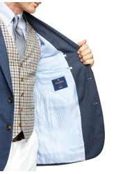 Brooks Brothers | Blue Madison Fit Two-button Wool Sport Coat for Men | Lyst