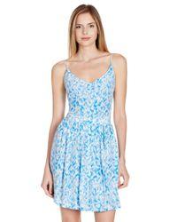 Joie - Blue Hudette Dress - Lyst