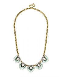 BaubleBar - Green On The Wing Collar - Lyst