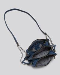 Ash - Blue Crossbody - Domino Stud Mini Bag - Lyst