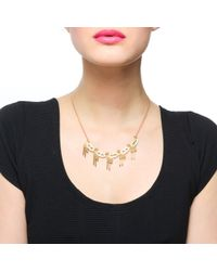 Lulu Frost - Metallic Panoptes Multi Necklace - Lyst