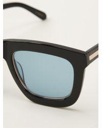 Karen Walker Black 'Deep Worship' Sunglasses for men