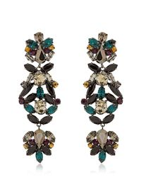 Joanna Laura Constantine Multicolor The Great Gatsby Collection Earrings