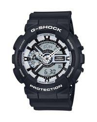 G-Shock | Black Ana-digi Watch for Men | Lyst
