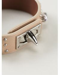 Givenchy Natural Twist Lock Bracelet