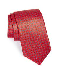 Robert Talbott | Red 'best Of Class' Woven Silk Tie for Men | Lyst