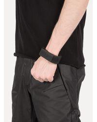 Parts Of 4   72110 Black Wood Crescent Plane Bracelet for Men   Lyst