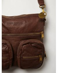 Liebeskind - Brown Anny Leather Bag - Lyst