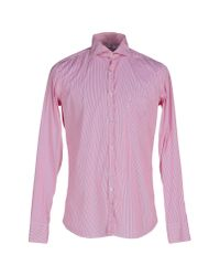 Aglini - Multicolor Shirt for Men - Lyst