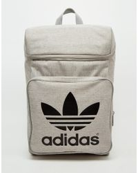 a63612ee6227 Lyst - adidas Originals Backpack In Fall Melange Ax5787 in Gray for Men