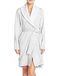 UGG | White 'blanche' Robe | Lyst