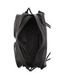 Alexander Wang - Brenda Chain Bag With Covered Zips - Black - Lyst