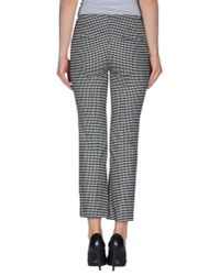 Jucca - Black Casual Trouser - Lyst