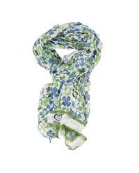 buy popular 3d995 64cb7 Lyst - Cruciani Foulard Woman in Green
