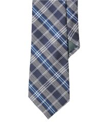 Lauren by Ralph Lauren | Blue Plaid Silk-blend Tie for Men | Lyst