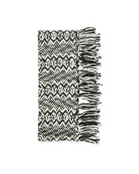Forever 21   Black Fringed Infinity Scarf   Lyst