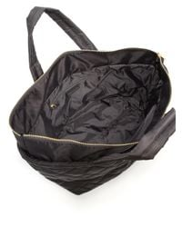Marc By Marc Jacobs - Black Crosby Quilted Nylon Tote - Lyst