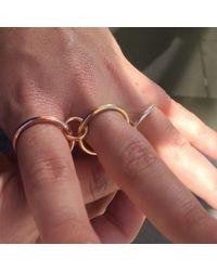 Spinelli Kilcollin | Metallic Raneth Ring | Lyst