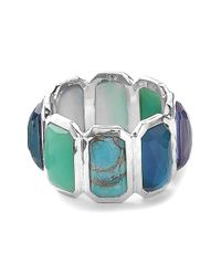 Ippolita | Blue 'wonderland' Band Ring | Lyst