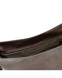 Hobbs Metallic Winchester Hobo Bag