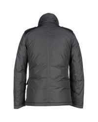 Dekker Gray Down Jacket for men