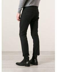 Neil Barrett - Black Multi Pocket Trousers for Men - Lyst